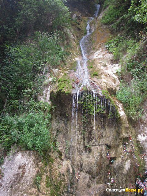 Курортный поселок Гечрипш (Абхазия) фото