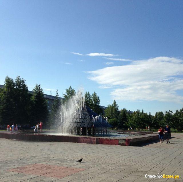 Площадь Трудовой Славы (Копейск) фото