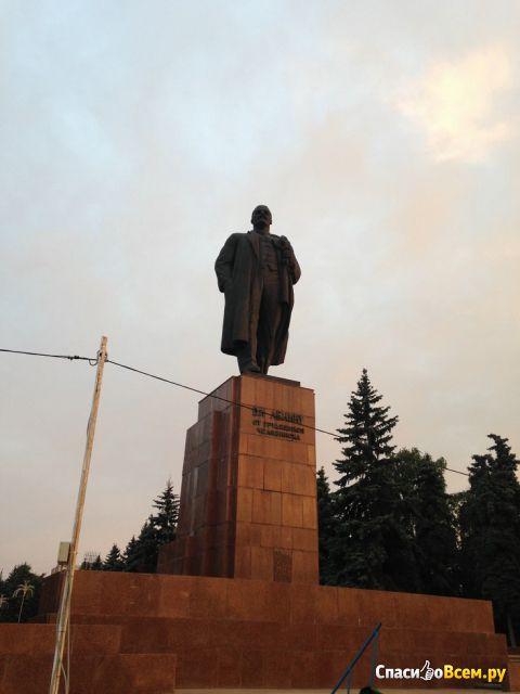 Площадь Революции (Челябинск) фото