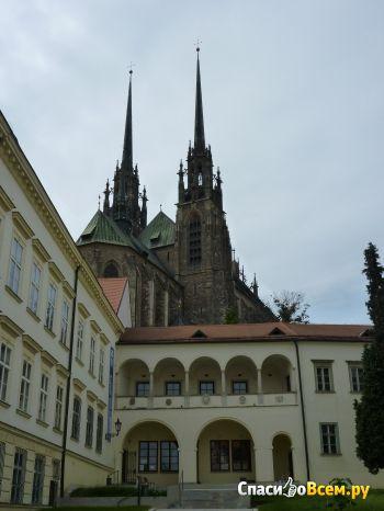 Город Брно (Чехия) фото
