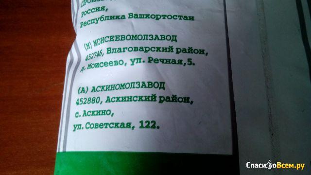 """Кефир """"Свое Наше"""" 3,2% фото"""
