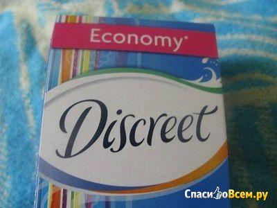 Ежедневные прокладки Discreet Air Multiform фото