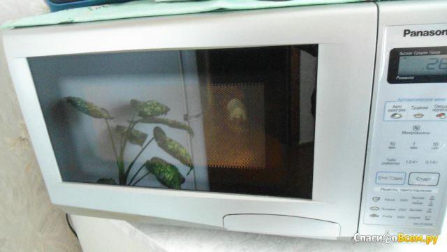 Микроволновая печь Panasonic NN-ST337W фото