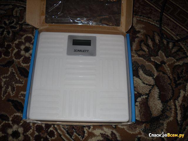 Напольные весы Scarlett SC-215 фото