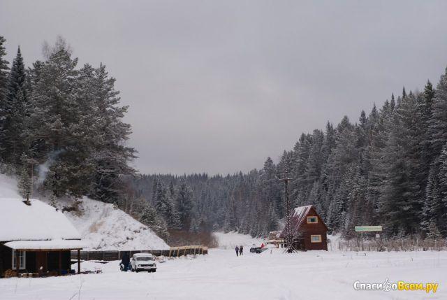 Автомобильное путешествие в Усть-Каспу (Россия) фото