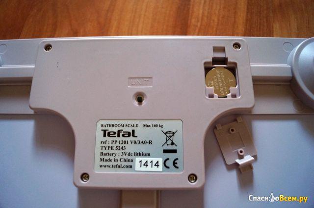 Напольные весы Tefal PP1201 Premio фото