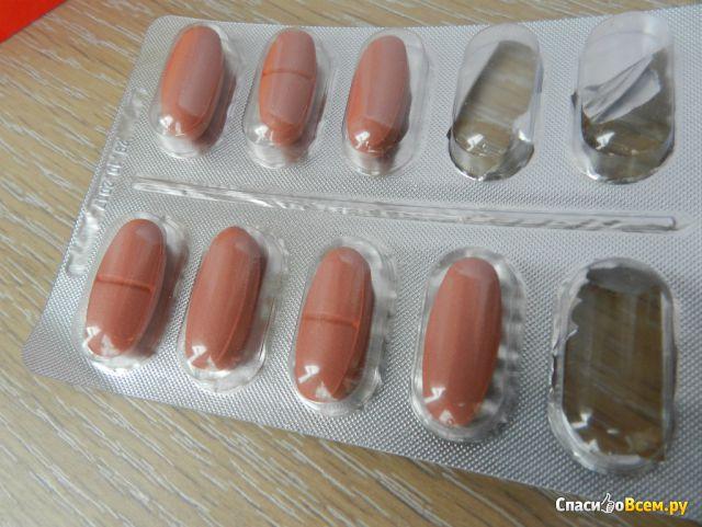 Витамины Doppelherz aktiv от А до Цинка фото