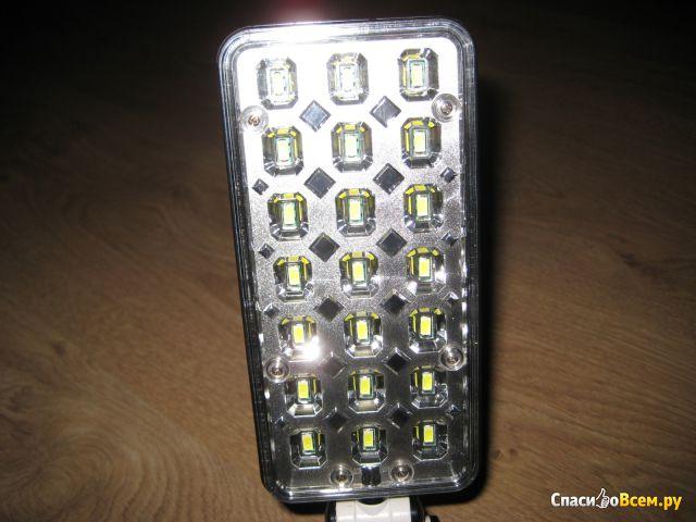 Настольная LED-лампа Bravis LL-5913 White фото