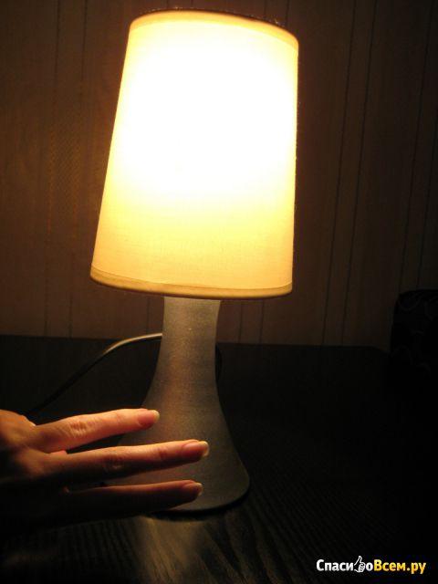 Настольная сенсорная лампа Dormeo Ela Touch фото