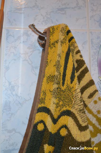 Настенный крючок двойной для ванной Frap арт. F1705-2 фото