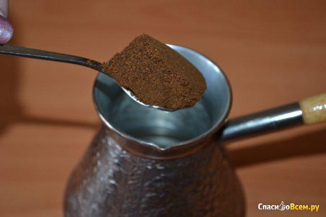 Кофе в турке рецепт с фото пошагово