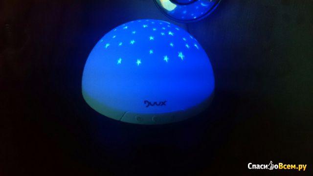 Музыкальный детский ночник и проектор Duux Арт. DUBP01 фото