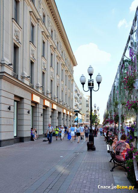 что посмотреть на улицах москвы ночи, сладких снов
