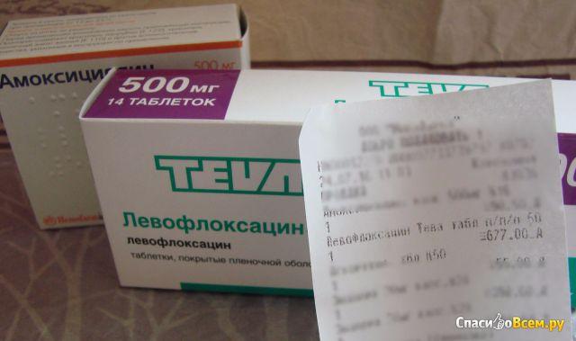 левофлоксацин цена таблетки 500 мг цена инструкция