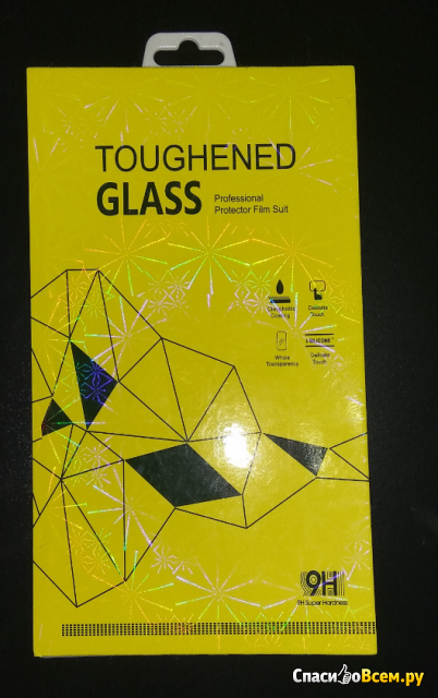Защитное стекло HCCZ Toughened glass professional protector Film Suit 9H для Xiaomi Redmi Note 3 Pro фото