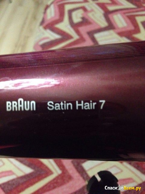 Фен для волос Braun Satin Hair 7 HD 780 фото