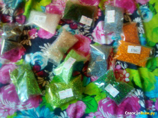 """Канва для вышивки бисером """"Березы на берегу"""" Магия канвы КС-015 фото"""