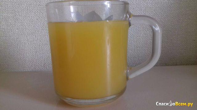 """Напиток сокосодержащий """"Любимый"""" Апельсиновое манго фото"""