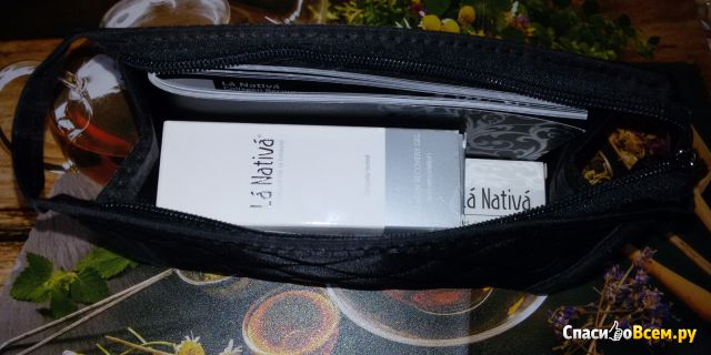 Косметичка La Nativa Beauty Bag Black Edition фото