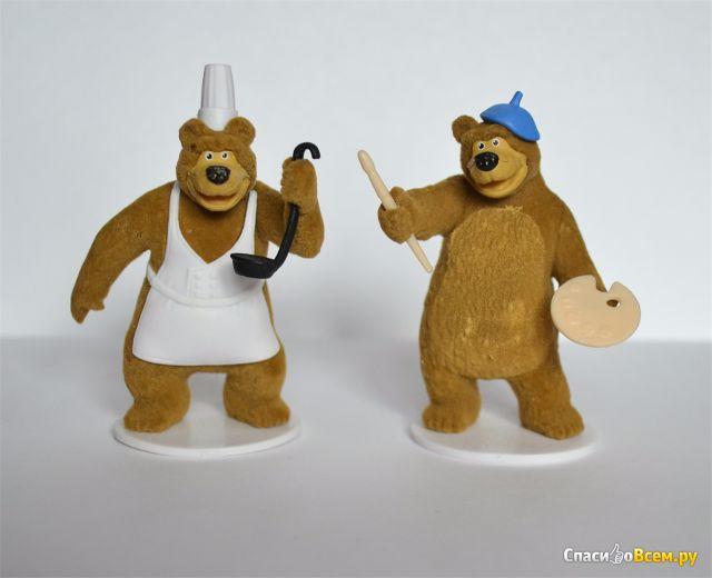 """Мармелад с игрушкой Sweet Box """"Маша и Медведь"""" фото"""