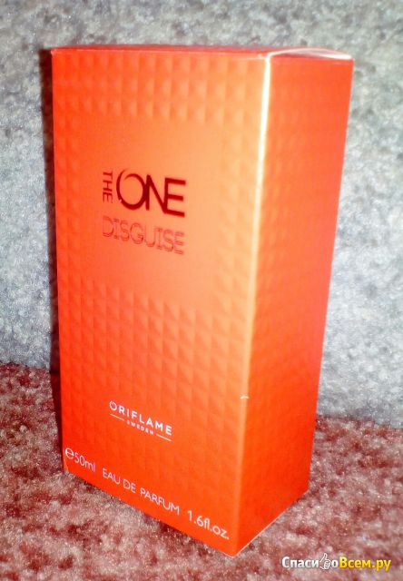Парфюмерная вода Oriflame The One Disguise фото