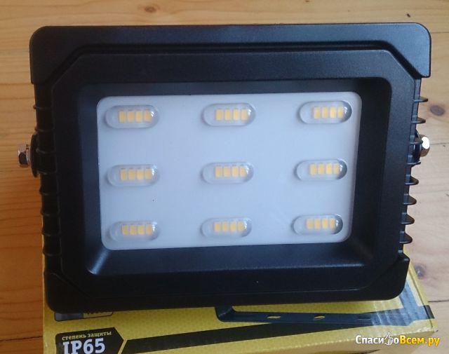 """Светодиодный прожектор Navigator 30 Вт """"NFL-P-30-6.5K-IP65-LED"""" фото"""