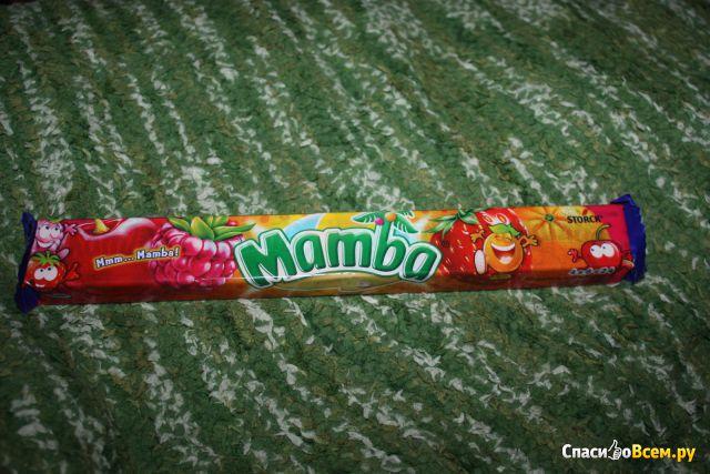 Что такое мамба конфеты