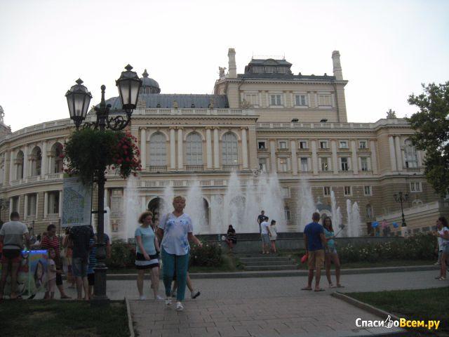 Город Одесса (Украина) фото