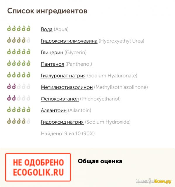 """Гель Зеленая дубрава """"Гиалурол ZD"""" фото"""