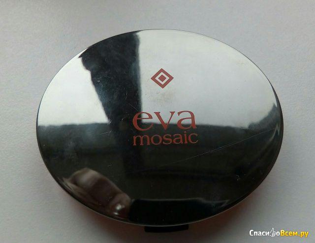 """Тени четырехцветные для век """"EVA Mosaic"""" фото"""