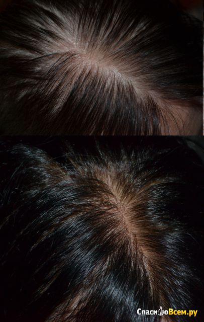 """Стойкая крем-краска для волос """"Rocolor ProFFi"""", оттенок 2.41 """"интенсивный коричневый"""" фото"""