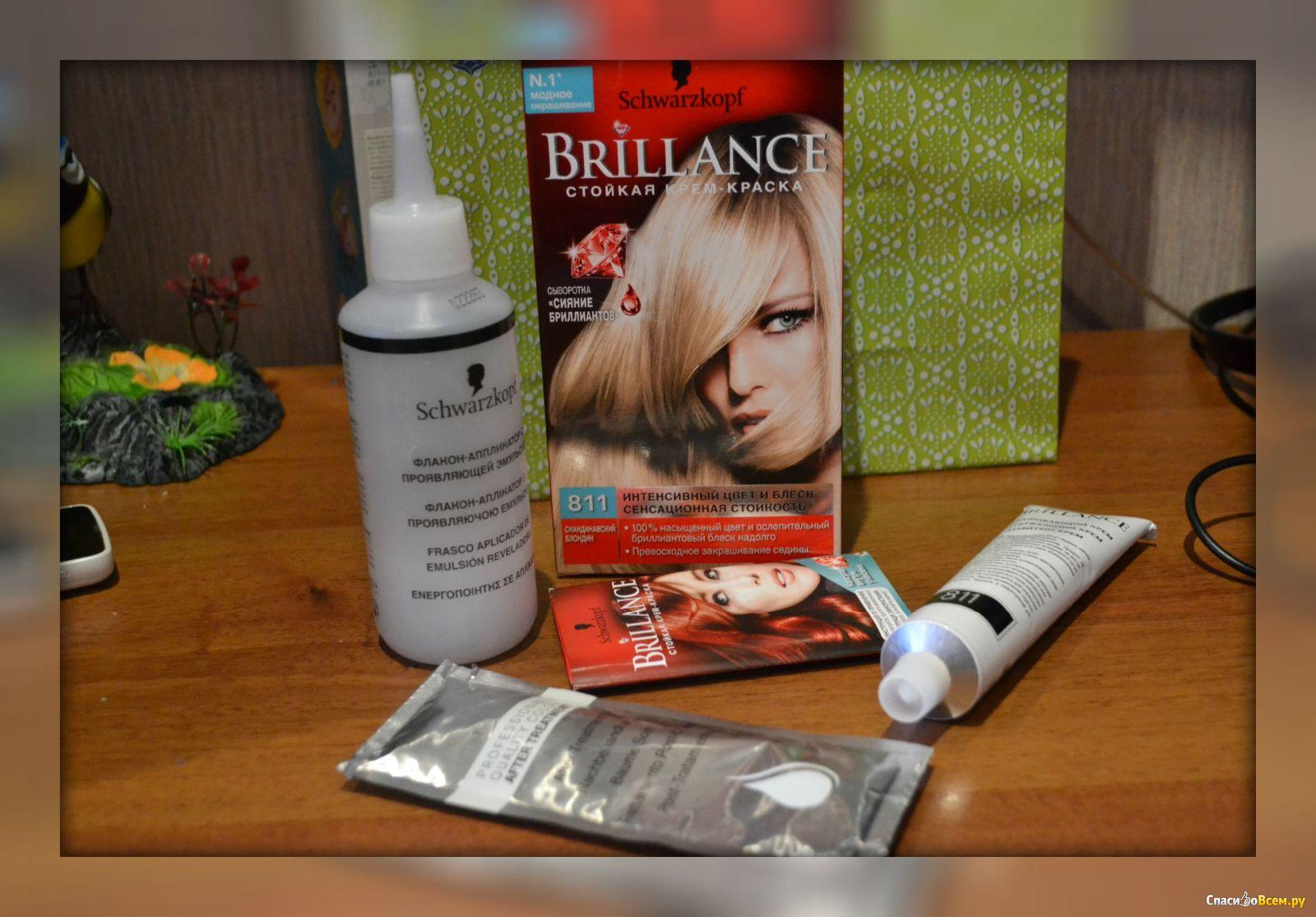 Краска для волос шварцкопф скандинавский блондин отзывы