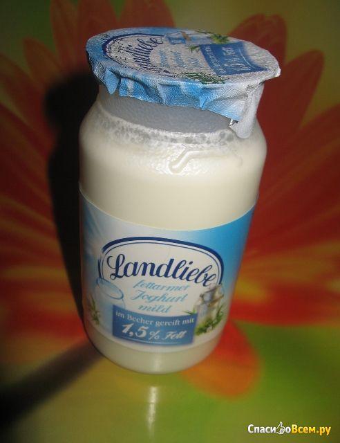 йогурт натуральный нежный