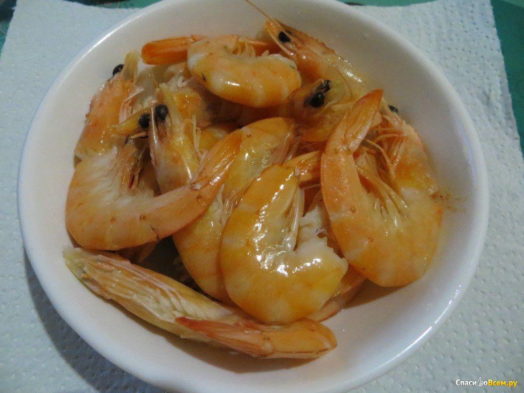 Как варить креветки замороженные в панцире рецепт