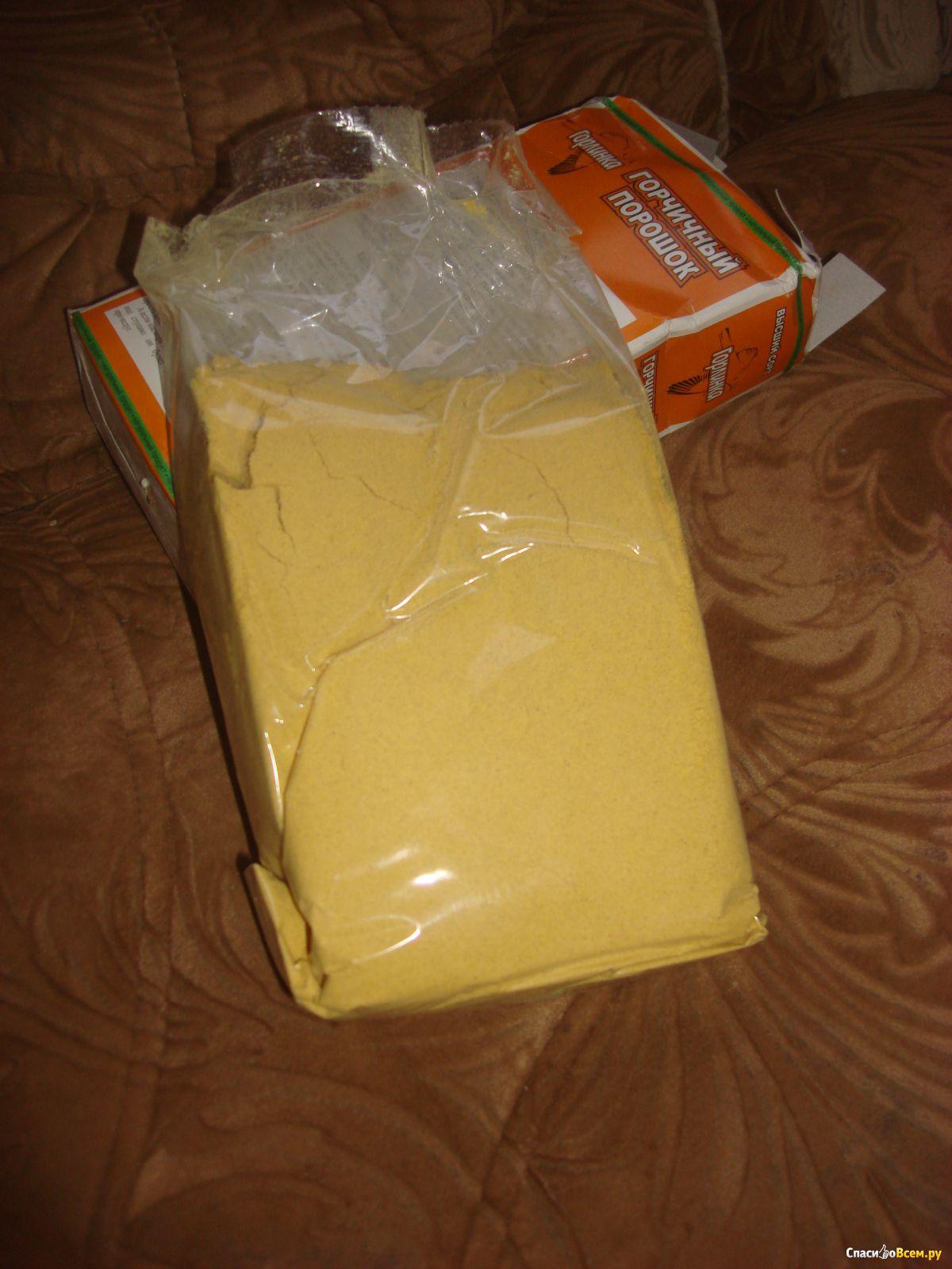 Как сделать горчичники из сухой 709