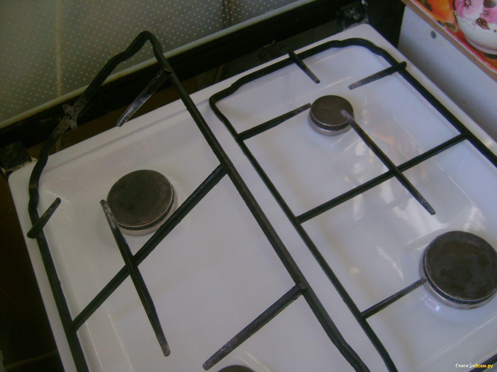 Чистка горелок газовой плиты своими руками