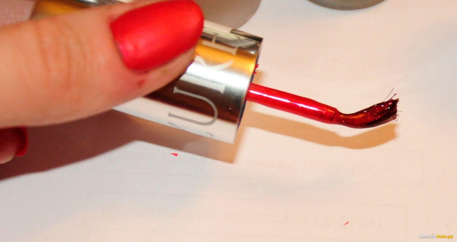 Как почистить ковёр от лака для ногтей