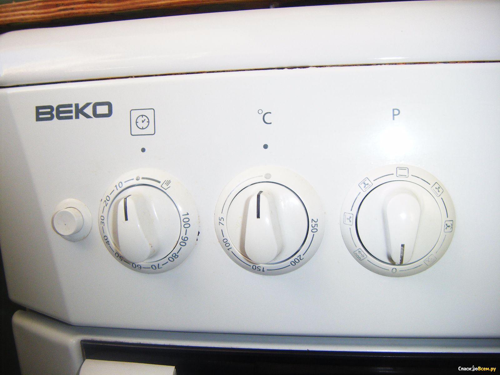 Плита веко инструкция духовка