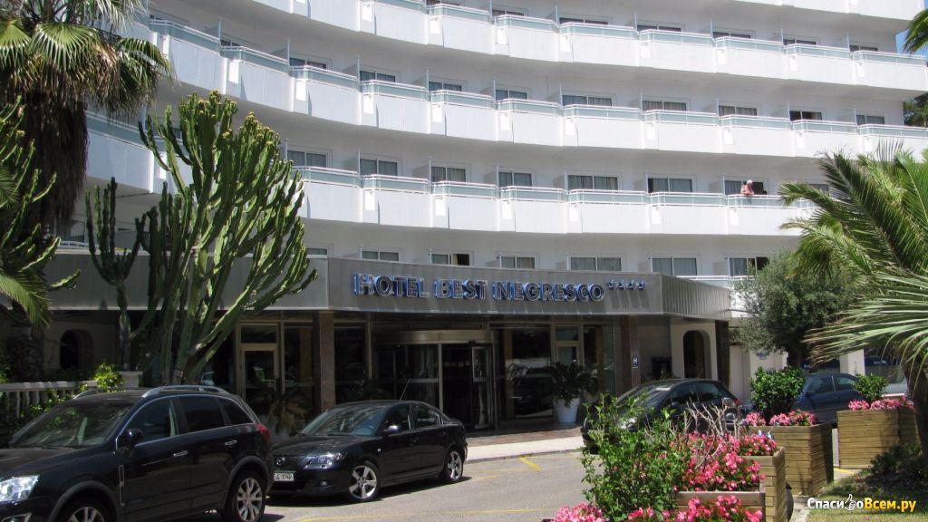 Cagliari hotel best negresco 4