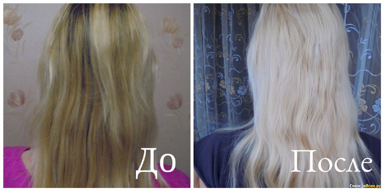 Как осветлить темно русые волосы без желтизны
