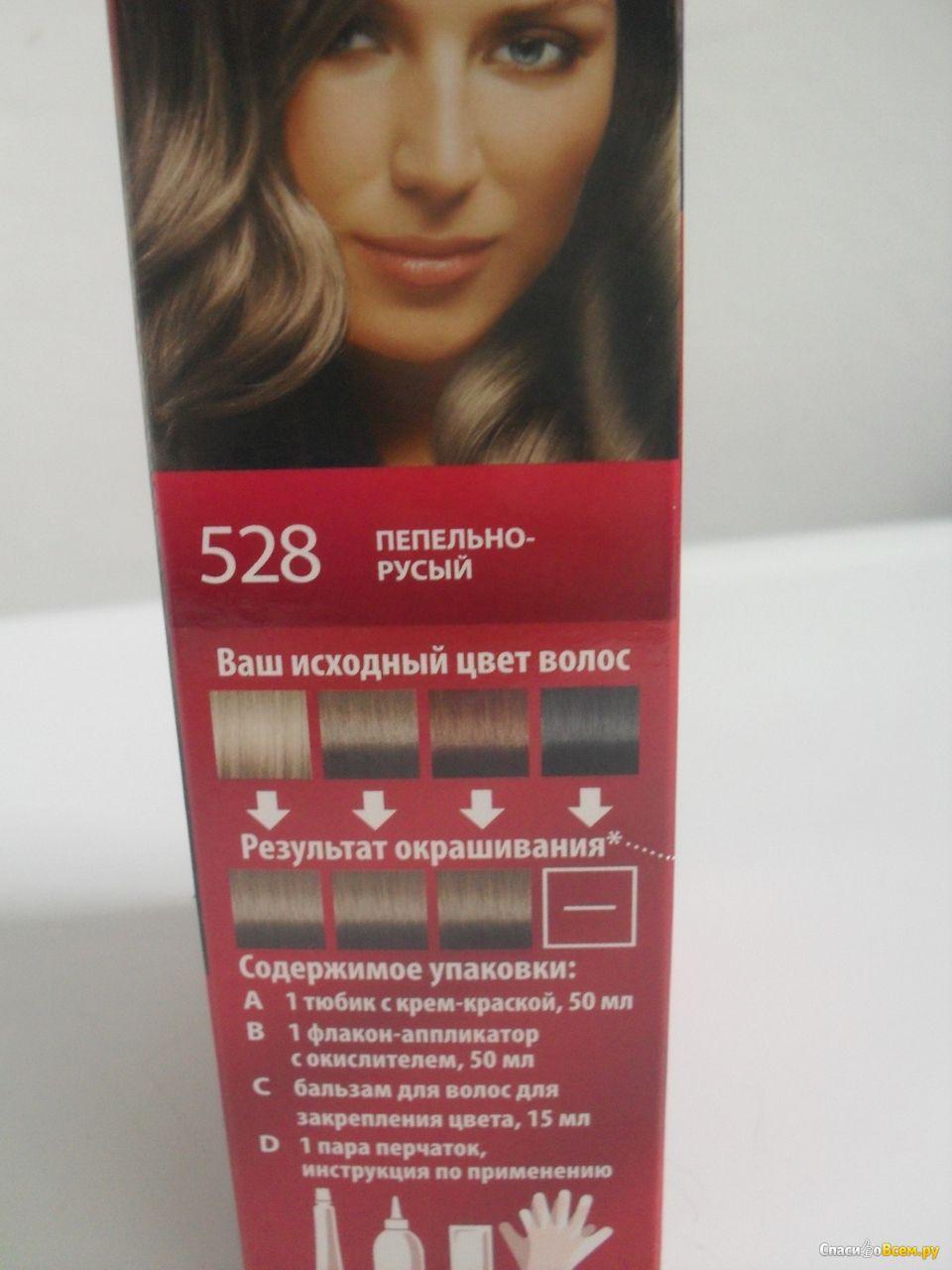 Краска для волос Fara — отзывы - Спонжик ру